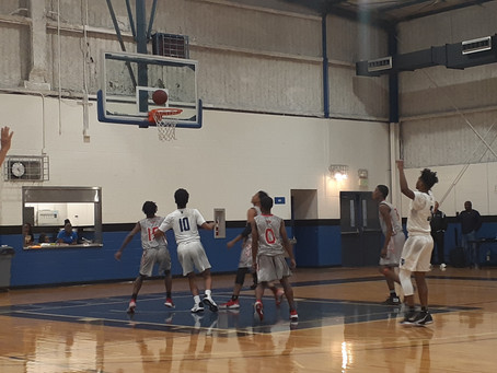 JV Basketball: Conquerors Fall to Westside in Exciting Match-Up