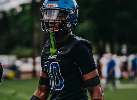 Player Profile: Bryce Capers, Varsity Football
