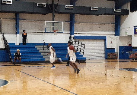 Player Profile: JV Basketball's R. J. Albury
