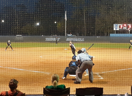 Varsity Softball: Conquerors Roll to 9-3 Win over Ponte Vedra
