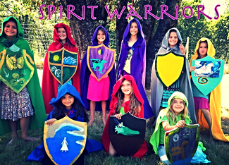 What is Spirit Warriors?