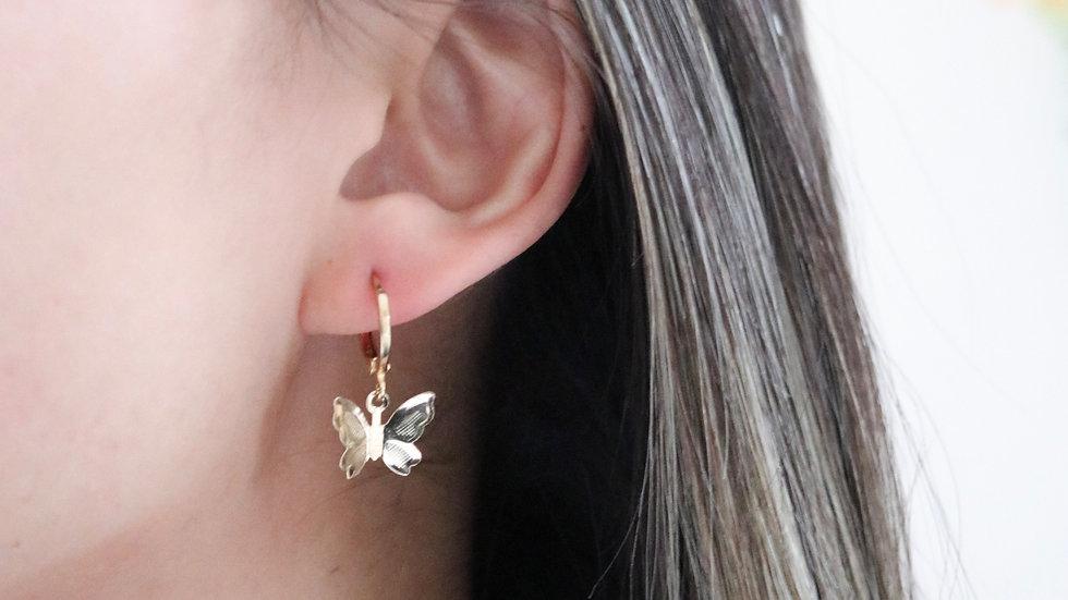 Les Papillons Gold Huggies