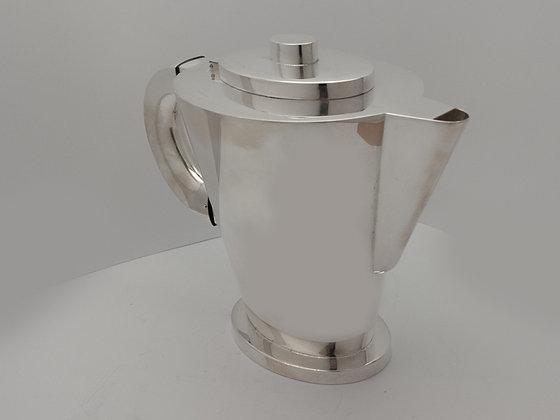 Unik kaffekanne i sølv