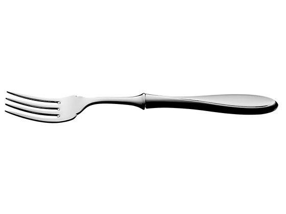 Oseberg Fiskegaffel m/sølv tinner