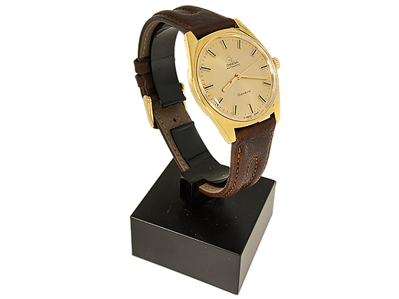 Omega Automatic Genéve - Gold plated