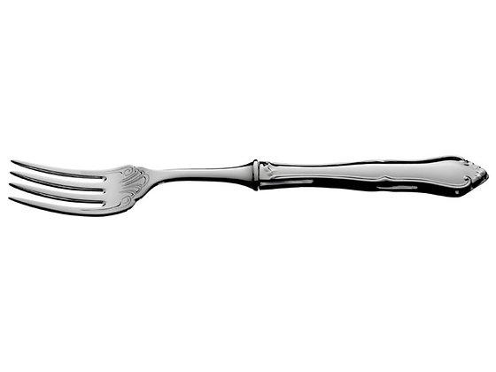 Märtha Fiskegaffel m/sølv tinner