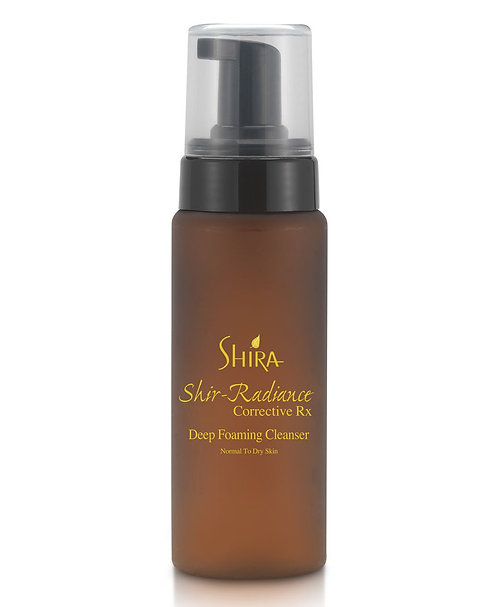 Shira.  Radiance Corrective RX Deep Foaming Cleanser
