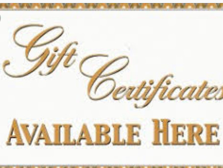 GiftCertificates Avaliable       Le Belle SPA (954)494-6466