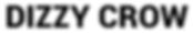 Dizzy Crow text-only logo