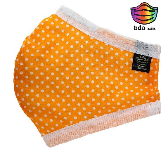 Polka Orange
