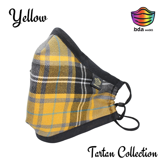 Tartan Yellow