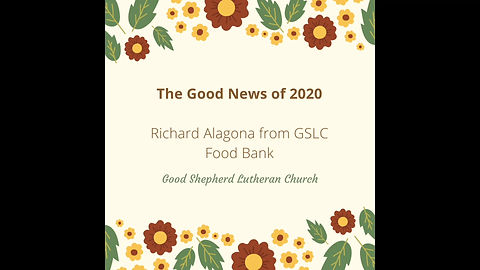Anthony Briggs from Cross Roads Camp and Retreat Center explains how GSLC has helped the through 2020.