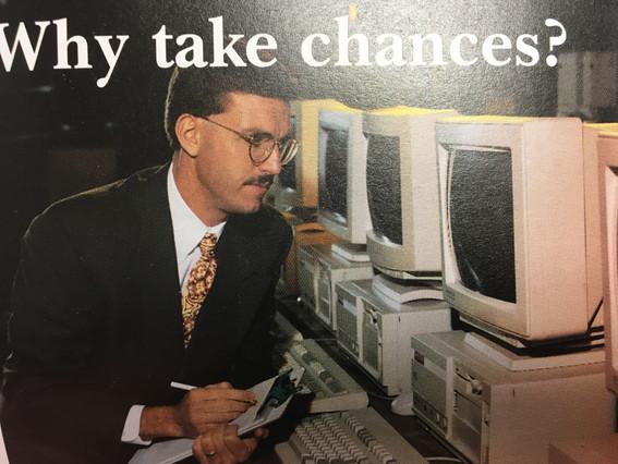 JC Why take chances.jpg