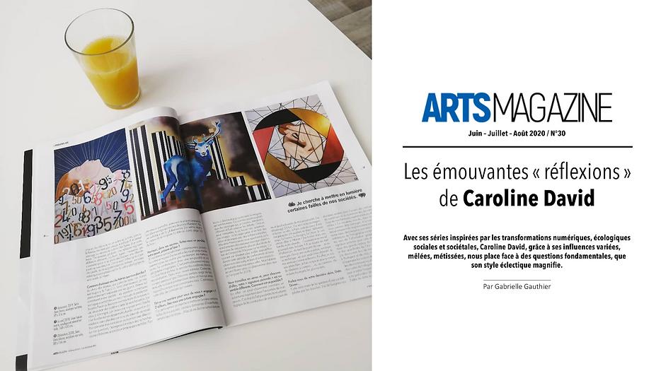 ARTS_MAGAZINE_Interview_Caroline_DAVID_E
