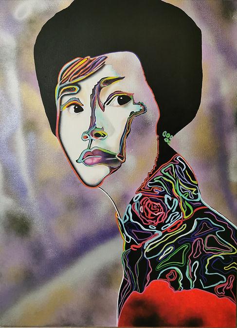 Maggie 2100 Human race Caroline David.jp