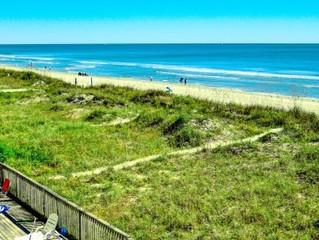 North Myrtle Beach, SC - area info website copy sample