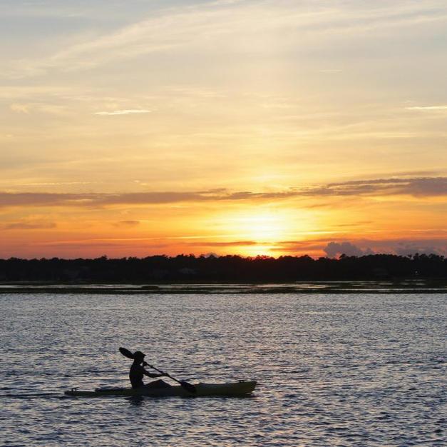 Biking & Kayaking in the Cape Fear