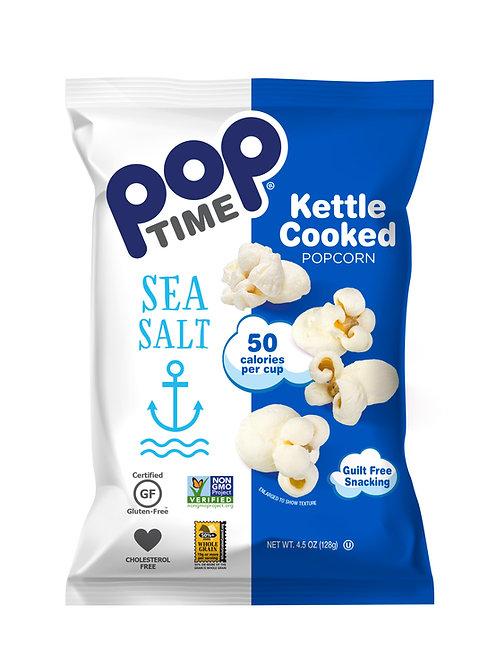 4.5oz Sea Salt - Box of 6 Bags