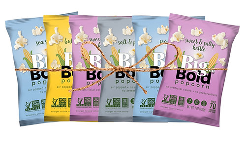 Big & Bold Variety Pack - Case of 6