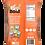 Thumbnail: Big & Bold Popcorn - Nacho Cheese 6oz - Case of 6