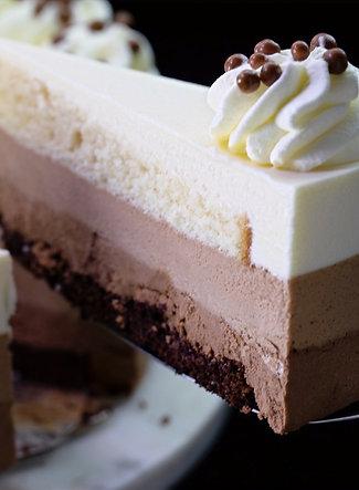 Triple Chocolate Truffle