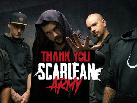 Thank you so much SCARLEAN Army for all your votes and support! You're just amazing !