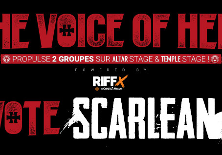 SCARLEAN / 2 days more to vote for SCARLEAN!