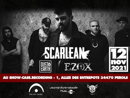 SCARLEAN / 12 NOV 2021 / LIVE