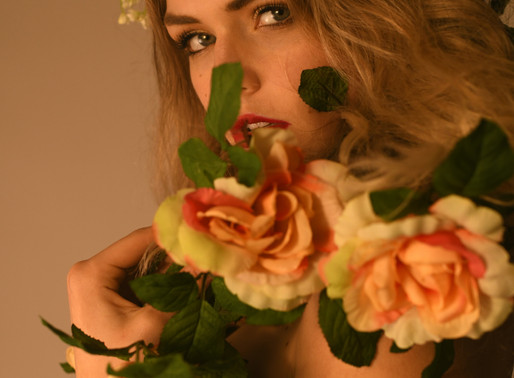 Featured Photog: Floral Photo Set with @calebjonphoto