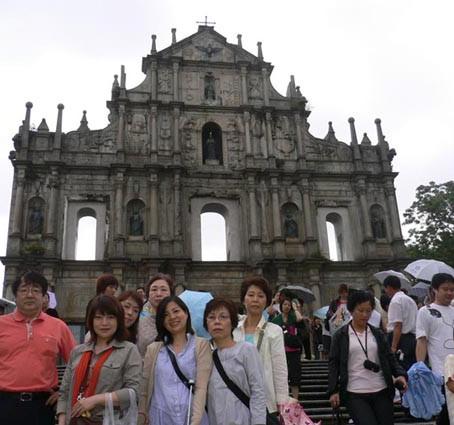 マカオ・香港旅行