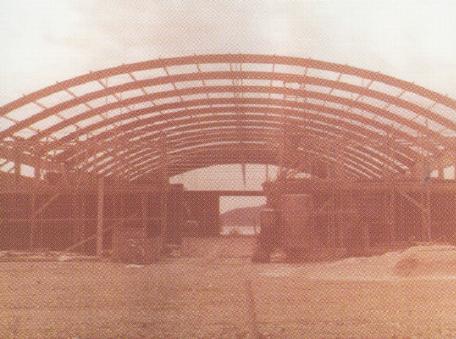 Κατασκευή αποθήκης 1978