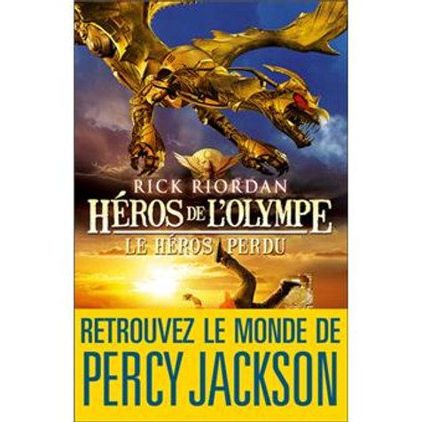 Héros de l'Olympe - Tome 1