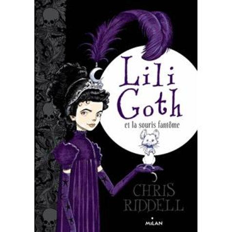 Lili Goth et la souris fantôme - Tome 1