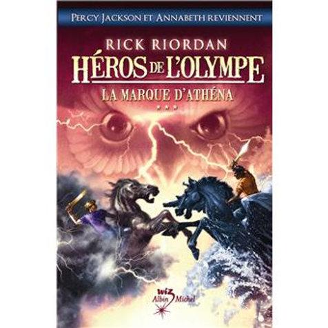 Héros de l'Olympe - Tome 3