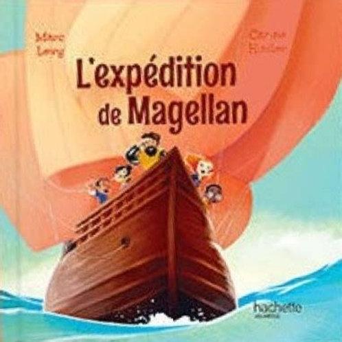 L'expédition de Magellan