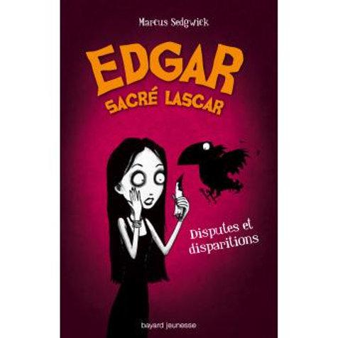 Edgar Sacré Lascar - Tome 1