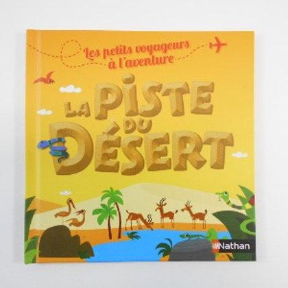 La piste du désert