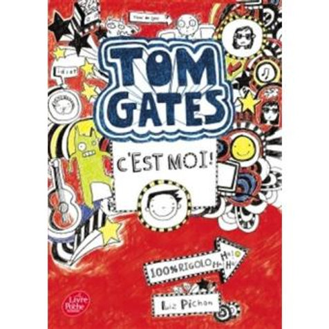 Tom Gates - C'est Moi - Tome 1