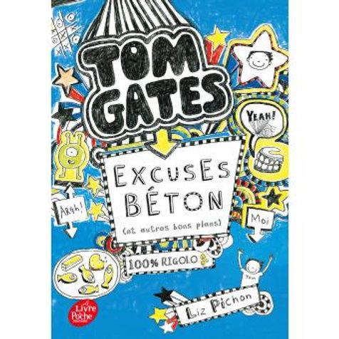 Tom Gates - Excuse Béton - Tome 2
