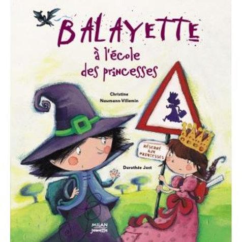 Balayette à l'école des princesses