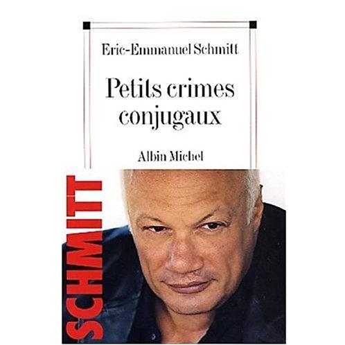 Petits crimes conjuguaux