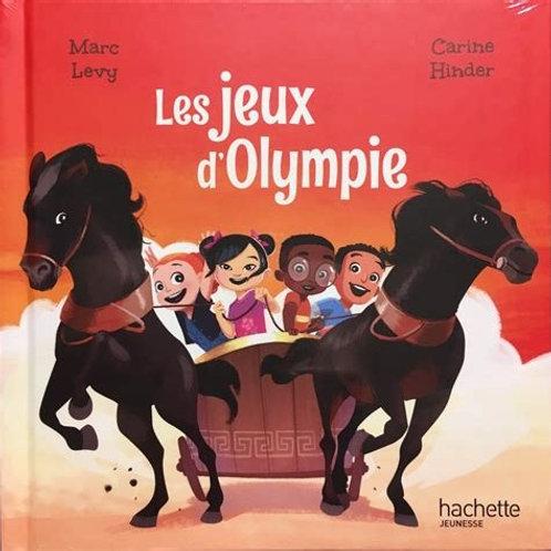 Les jeux d'Olympie