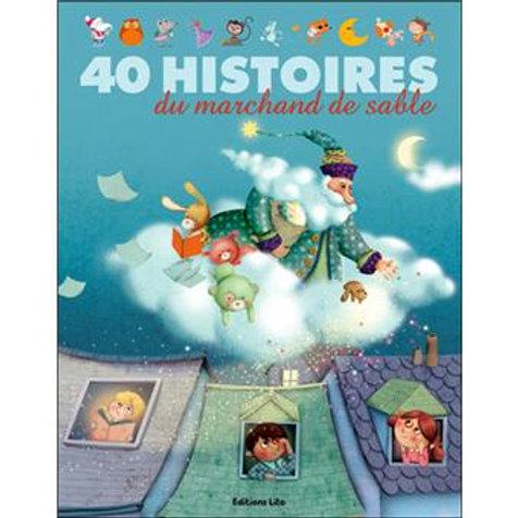 40 histoires du Marchand de Sable