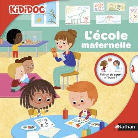 Kididoc - L'école maternelle