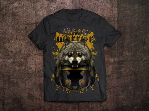Roman (Inner Warrior T-Shirt)