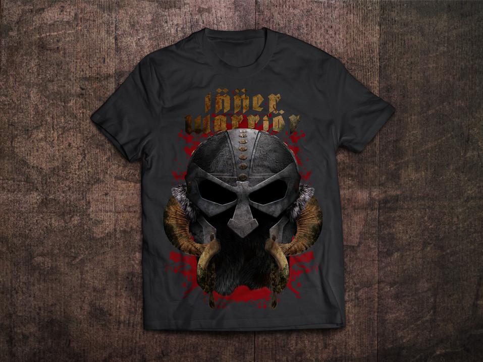 Viking (Inner Warrior T-Shirt)