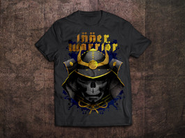 Samurai (Inner Warrior T-Shirt)
