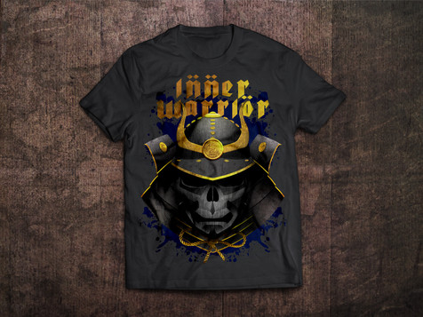 Samurai (Inner Warrior T-Shirt)