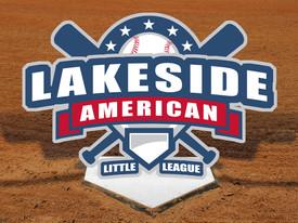 Lakeside Little League Logo