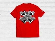 """Muscle Car"" T-Shirt Design"